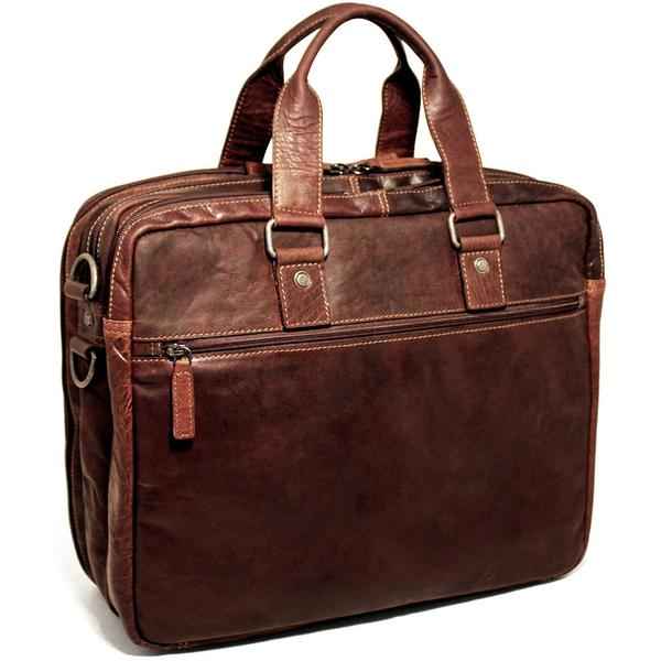 Voyager Large Travel Briefcase #7328