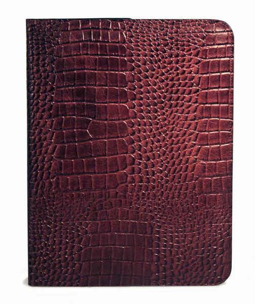 Croco Limited Edition Letter-Size Writing Pad Cover #2411