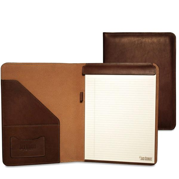 Belting Leather Writing Pad Cover #9111